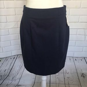 H&M | Fitted Knee Length Pencil Skirt Sz 12 NWT!